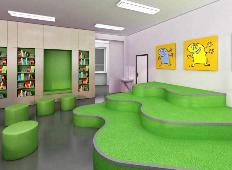 Realizace interiéru základní školy Nováky_5