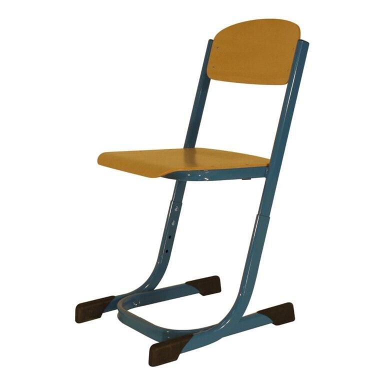 Školní židle Prim Trend modrá