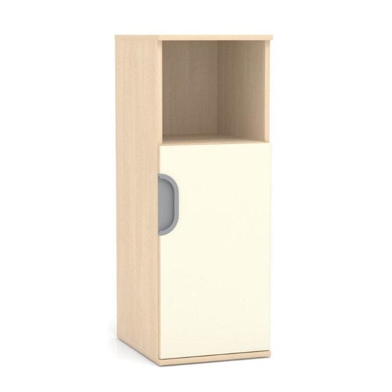 Vysoká skříňka Fantasy, dveře, police, 400 mm