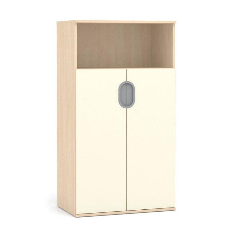 Nízká skříň Fantasy, dveře, police, 800 mm