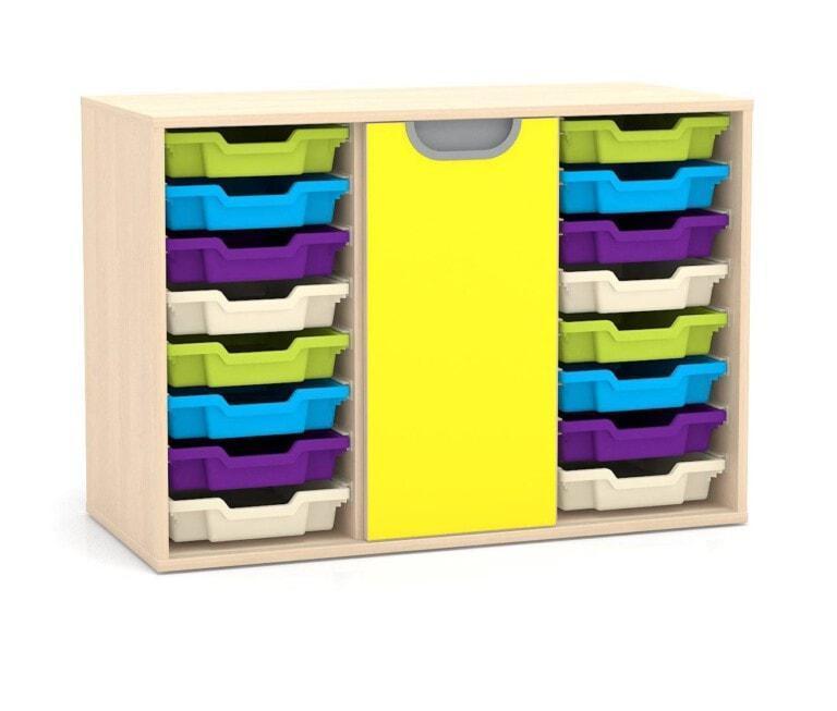 nízká skříňka Fantasy - posuvné dveře, boxy_3