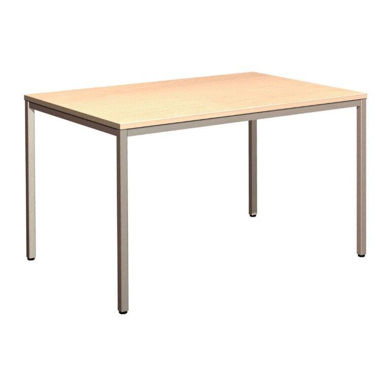 jídelní stůl s kovovými nohami LTMU