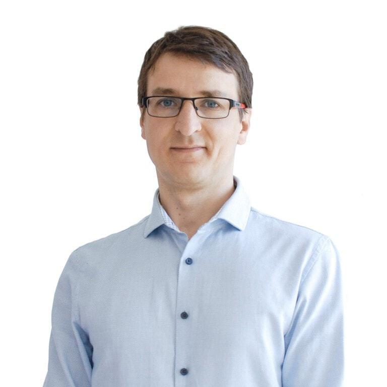 Štefan Targoš - oblastní ředitel MY DVA