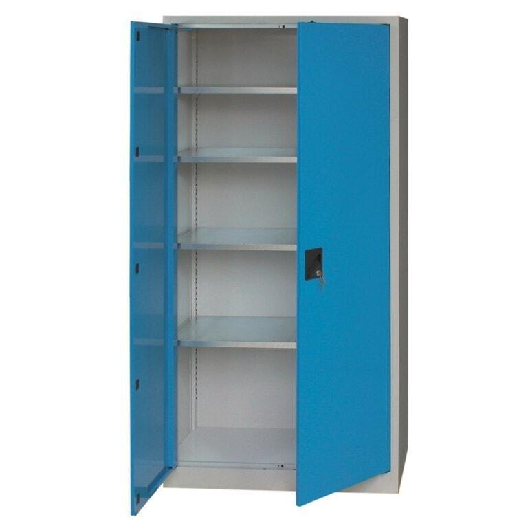 Skříň do dílny na nářadí - kovová skříň