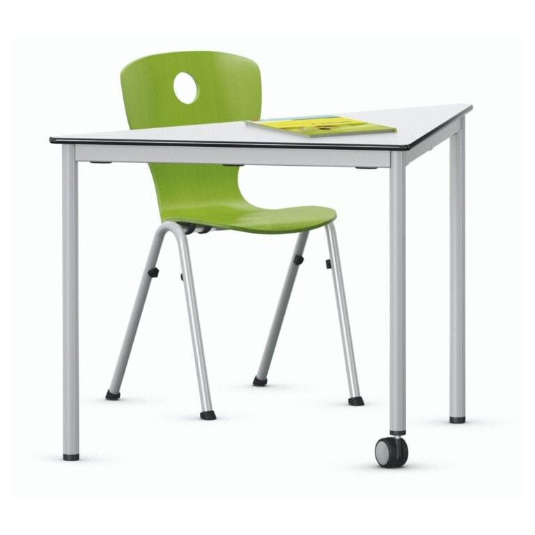 Stůl do školy Vision trojúhelník, 1100 mm