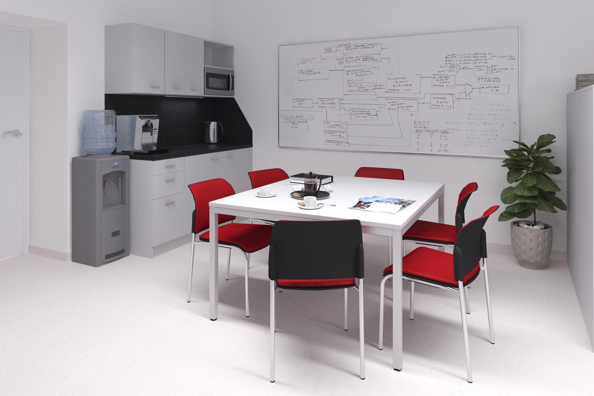 3D vizualizace kabinetu