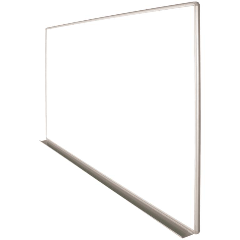 bílá magnetická tabule 75x100