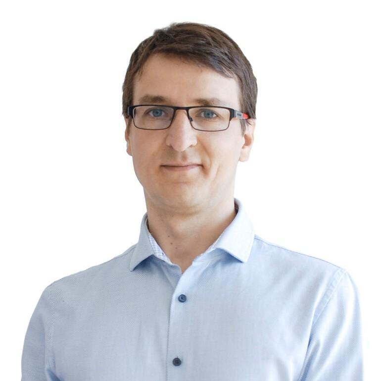 Ředitel MY DVA Slovakia Štefan Targoš